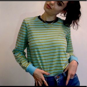 Striped STUSSY long sleeve 💧